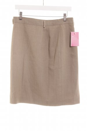 Apart Pencil Skirt grey brown classic style
