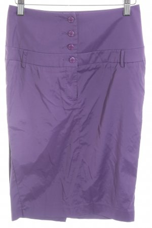 Apart Pencil Skirt lilac simple style