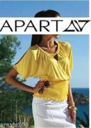 APART Bluse in gr 42 Farbe Gelb