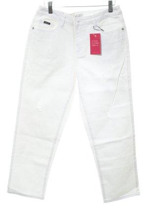 Apart Boyfriend Jeans white second hand look