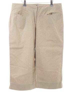 Apart Pantalone Capri beige stile casual