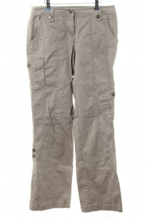Apart Cargo Pants brown casual look