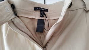 Apart Fashion Stretch Trousers sand brown