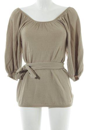 Apart Carmen-Bluse beige Casual-Look