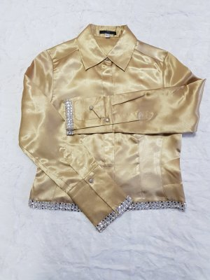 Apart Blusa color oro