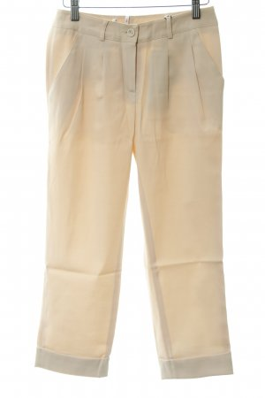 Apart Chinohose beige Business-Look