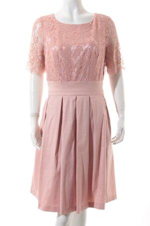 Apart Cocktailkleid altrosa-rosa Romantik-Look