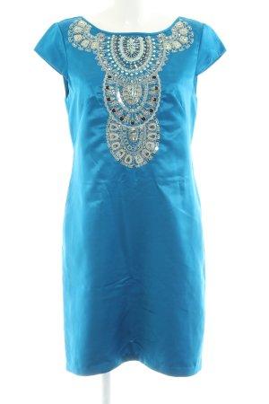 Apart Etuikleid blau Elegant