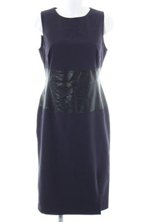 Apart Etuikleid blau-schwarz Casual-Look