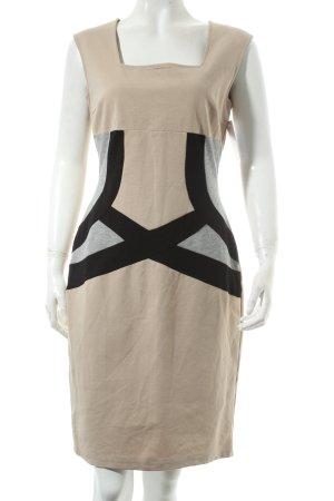 Apart Sheath Dress multicolored business style