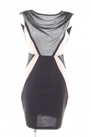 Apart Sheath Dress black-cream casual look