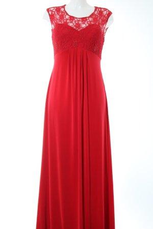 Apart  glamour Abito da sera rosso elegante