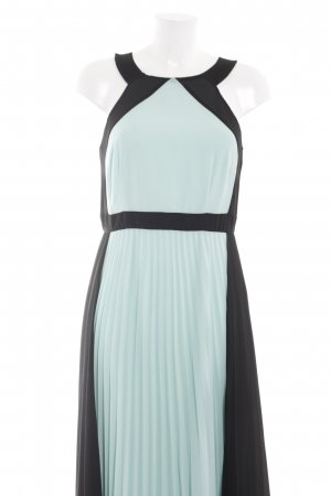 Apart  glamour Evening Dress black-turquoise classic style