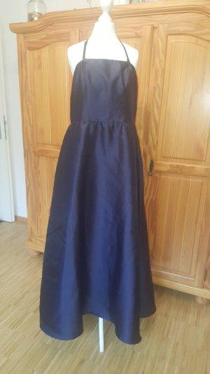 APART Glamour, Ballkleid / Abendkleid / Maxikleid, Taft, Nachtblau, Gr. 42