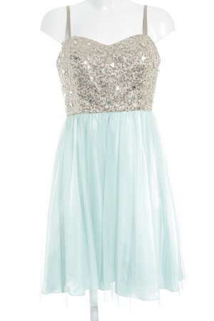 Apart  glamour Cocktail Dress mint-beige elegant