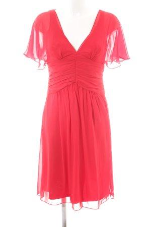 Apart  glamour Vestido de cóctel rojo elegante