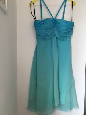 Apart  glamour Cocktail Dress turquoise-light blue