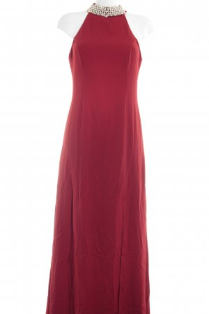 Apart  glamour Maxi abito rosso elegante