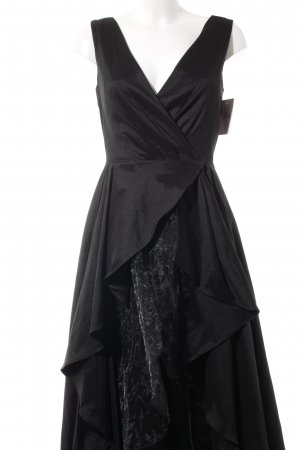 Apart  glamour Maxi Dress black elegant