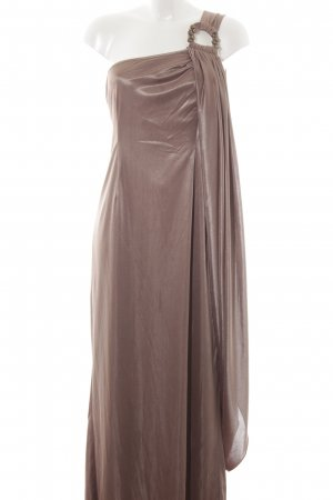 Apart  glamour One-Shoulder-Kleid camel Elegant