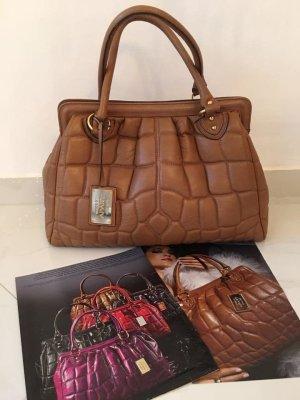 APART Handtasche Henkeltasche COGNAC BRANDNEU!! NEUPREIS: 299 €
