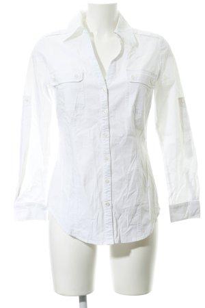 Apart Camicia blusa bianco stile casual