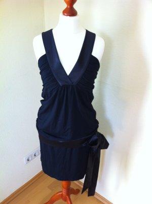 Apart Impressionen Kleid Tunika, schwarz, Gr. 34, neu
