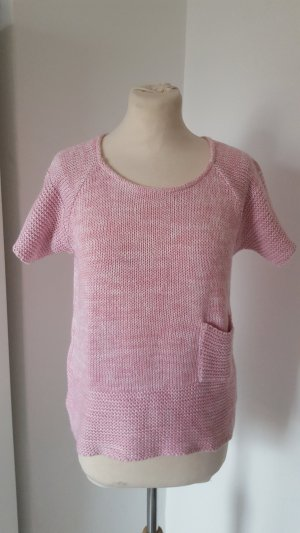 Apart Impressions Fine Knitted Cardigan white-pink