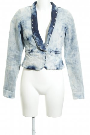Apart Denim Blazer multicolored casual look