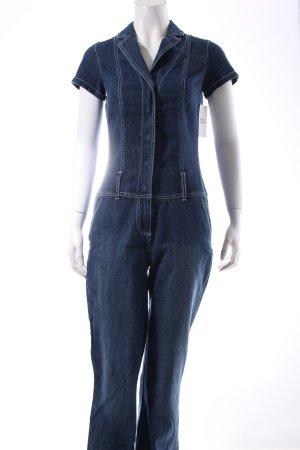 Apart Jumpsuit dunkelblau Casual-Look