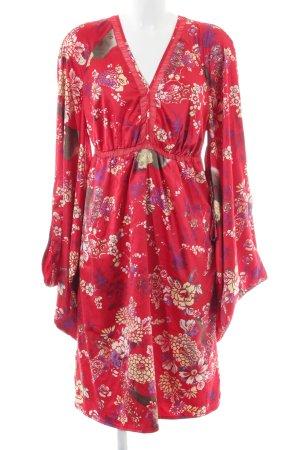 Apart Kimono allover print casual look