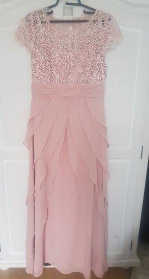 Apart  glamour Vestido de noche rosa