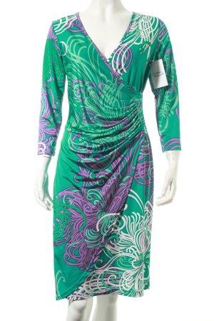 Apart Kleid abstraktes Muster extravaganter Stil