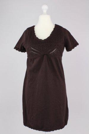 Apart Kleid braun Größe M 1712210300497