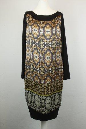 Apart Kleid Etuikleid Gr. 34 gemustert