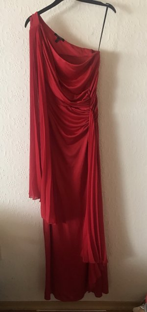 Apart Evening Dress red polyester