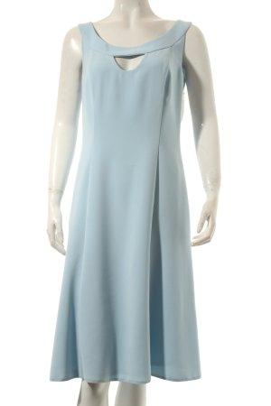 Apart Dress light blue elegant