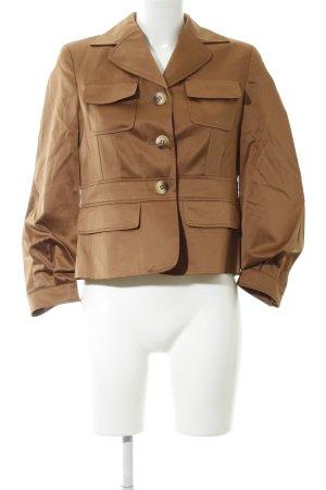 Apart Kurz-Blazer bronzefarben Business-Look