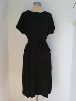 Apart Kurzarm Kleid schwarz Gr. EUR 36 S knielang elegant business Büro neu