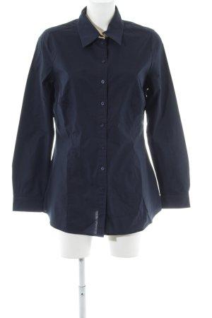 Apart Long Sleeve Shirt neon blue-cream elegant