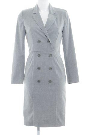 Apart Abito cappotto grigio chiaro stile casual