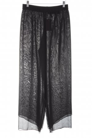 Apart Marlene Trousers black extravagant style