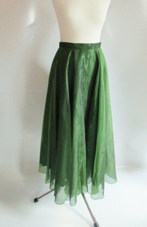 Apart Maxi Skirt multicolored polyester