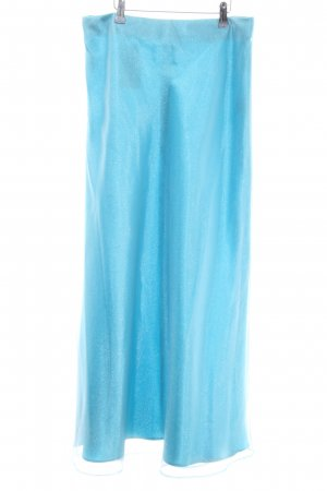 Apart Jupe longue bleu élégant