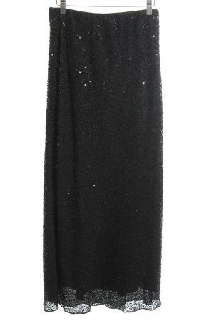 Apart Midi Skirt black elegant