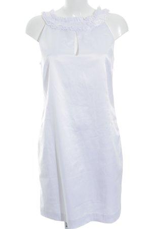 Apart Minikleid weiß Elegant