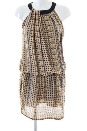 Apart Halter Dress allover print elegant