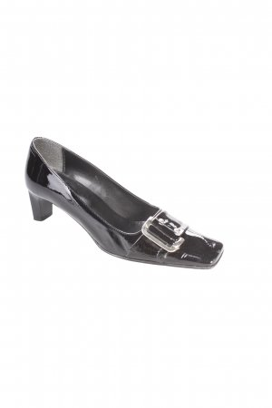Apart Pumps schwarz Business-Look