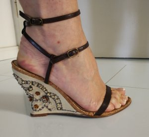 Apart Shoes dark brown