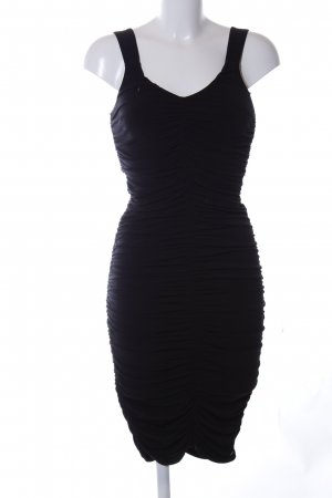 Apart Tube Dress black elegant